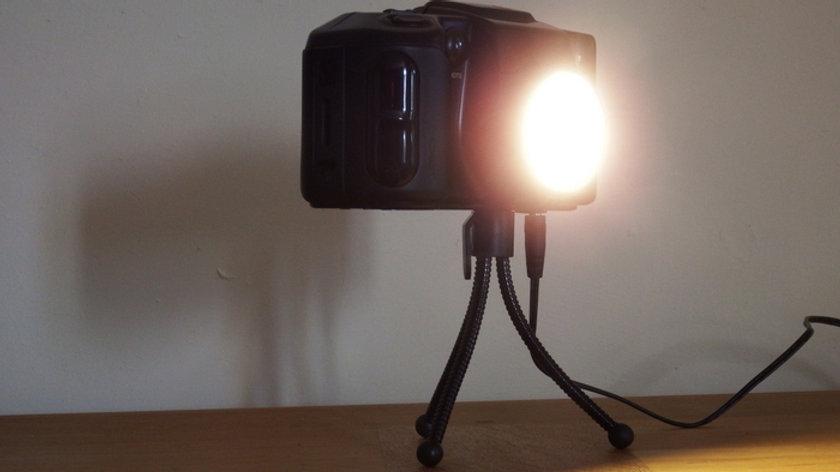 Novel Desk Lamp - Konica Zoom