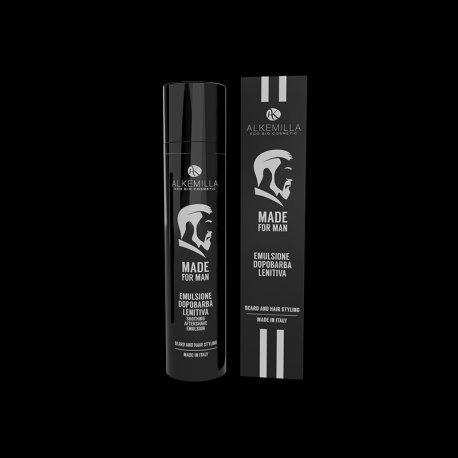 Emulsione dopo barba made for man - Alkemilla