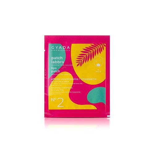Patch Labbra n.2 - Volumizzante / Rimpolpante - Gyada Cosmetics