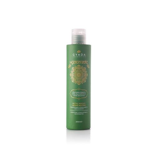 Hyalurvedic Shampoo Fortificante - Gyada Cosmetics