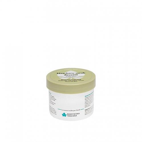 Maschera capelli decotto argilla detox  - Biofficina Toscana