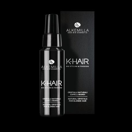 Cristalli naturali capelli biondi - Alkemilla