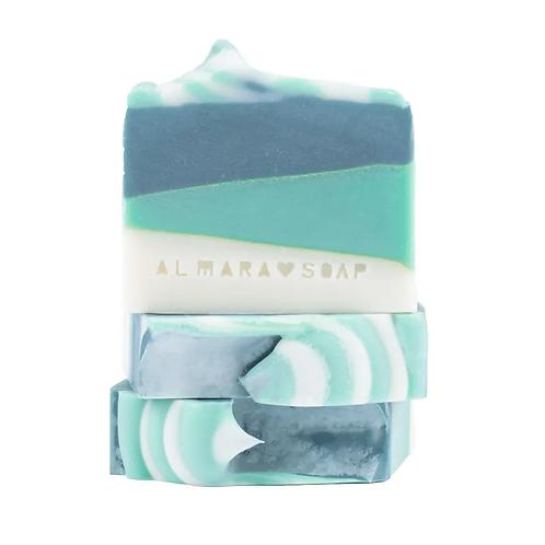 Green Tea Cucumber - Almara Soap