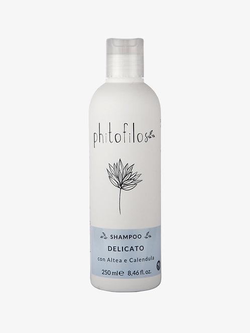 Shampoo Delicato con Altea e Calendula - Phitofilos