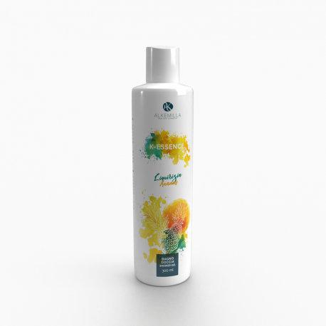 Bagno doccia liquirizia dolce e ananas - Alkemilla