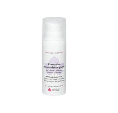 Crema viso antiossidante giorno - Biofficina Toscana