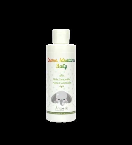 Crema idratante bimbi viso e corpo al miele e camomilla - Antos