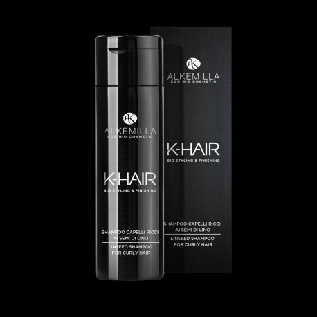 Shampoo capelli ricci ai semi di lino - Alkemilla