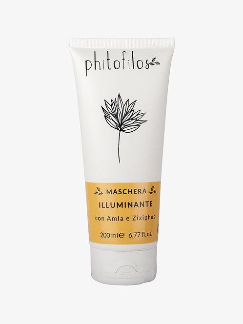 Maschera Illuminante con Amla e Ziziphus- Phitofilos