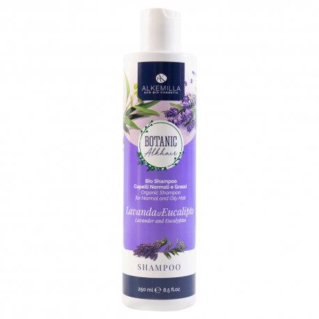 Shampoo bio lavanda ed eucalipto - Alkemilla