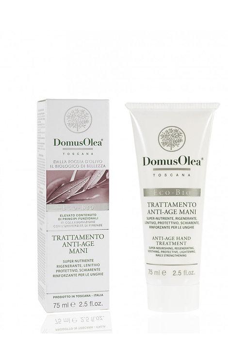 Trattamento Anti-Age Mani - Domus Olea Toscana