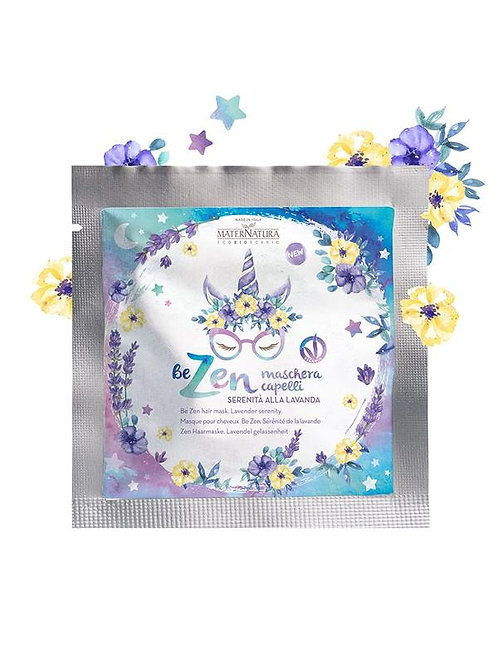 Maschera Capelli Be Zen Serenità alla Lavanda - Maternatura