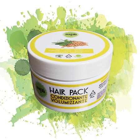 Hair pack aria volumizzante e condizionante - Anarkhia Bio