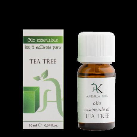 Olio Essenziale Bio Tea Tree- Alkemilla