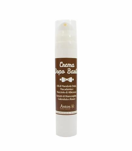 Crema dopo barba lenitiva e idratante - Antos