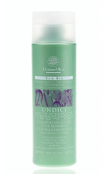 Shampoo Micellare Cute Sensibile e Lavaggi Frequenti - Domus Olea Toscana