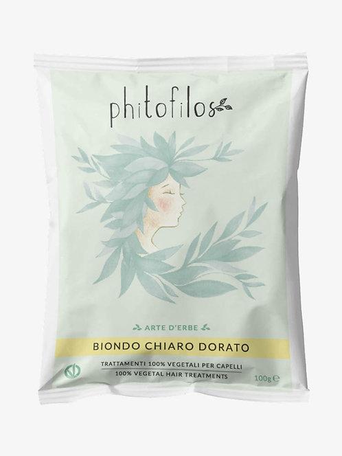 Biondo Chiaro Dorato - Arte d'erbe  - Phitofilos