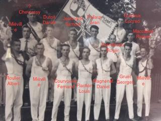 1951 - Fête fédérale Lausanne