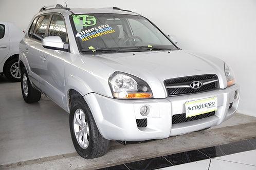 Hyundai Tucson GLS 2.0 - Coqueiro Automóveis