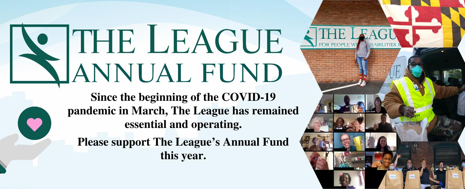 Annual Fund Banner