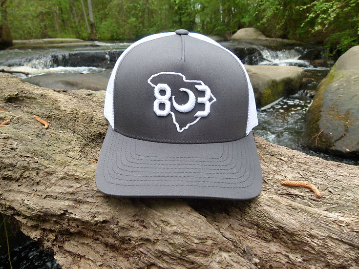 803 Trucker Snapback (Multiple Colors)