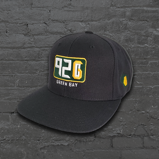 """920 """"Away""""  Snapback Hat with Side logo"""