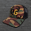 "Thumbnail: 920 ""Home"" Camo Snapback Hat"