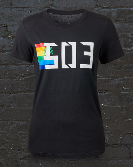 Women's 503 Pride, Relaxed Fit Tee