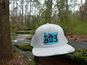 503 Carpet heather Fitted Hat