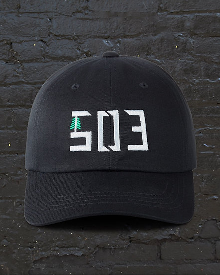503 Dad's Hat, Relaxed Fit