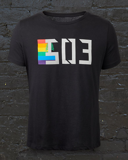 Men's 503 Pride, Relaxed Fit Tee