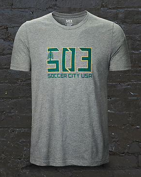 503 Soccer City USA Mens Large on Brick.