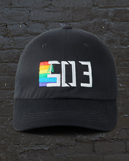 503 Pride Dad Hat, Relaxed Fit