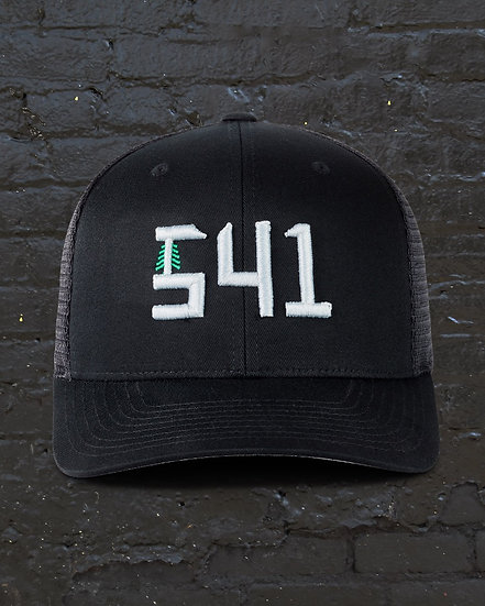 541 Baseball-Trucker Flexfit Snapback