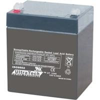 Alarm System 4.5ah Backup Battery
