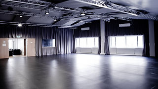 SW19 Reheasal Studio's flagship rehearsal space