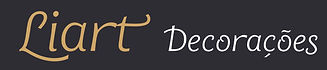 Liart Decorações Logotipo
