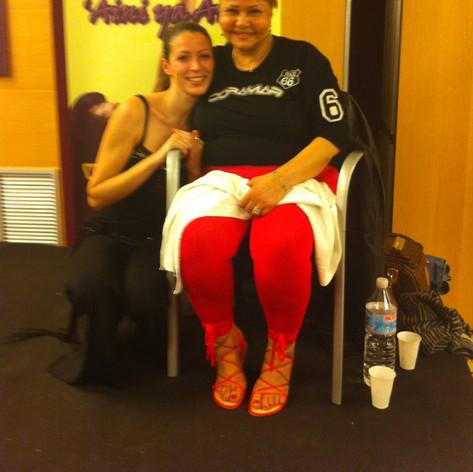 Raquia Hassan & Ana Siscar 2011