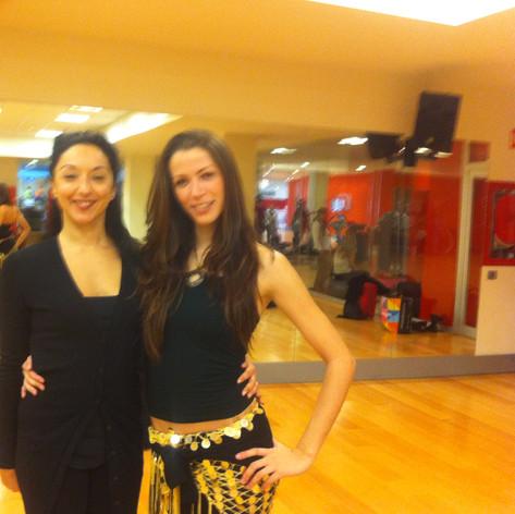 Gaia Scuderi & Ana