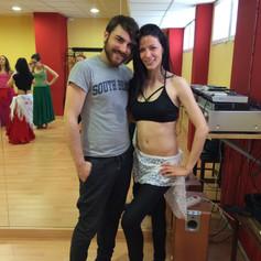 "Ana & Rafael Jimenez ""Olae"""
