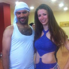 Tito Seif & Ana Siscar
