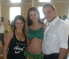 Saida, Mario Kirlis y Ana Siscar 2009 (2