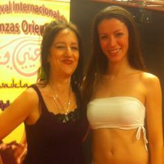Tamallyn Dallal & Ana