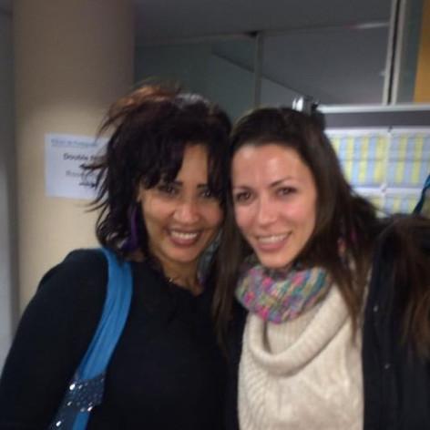 Randa Kamel & Ana