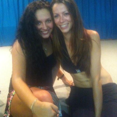 Dariya Mitskevich & Ana