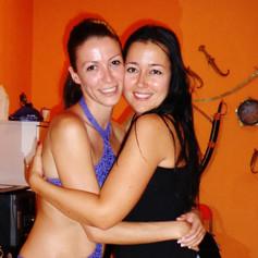 Mercedes Nieto y Ana