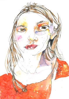 Self-portrait nº1