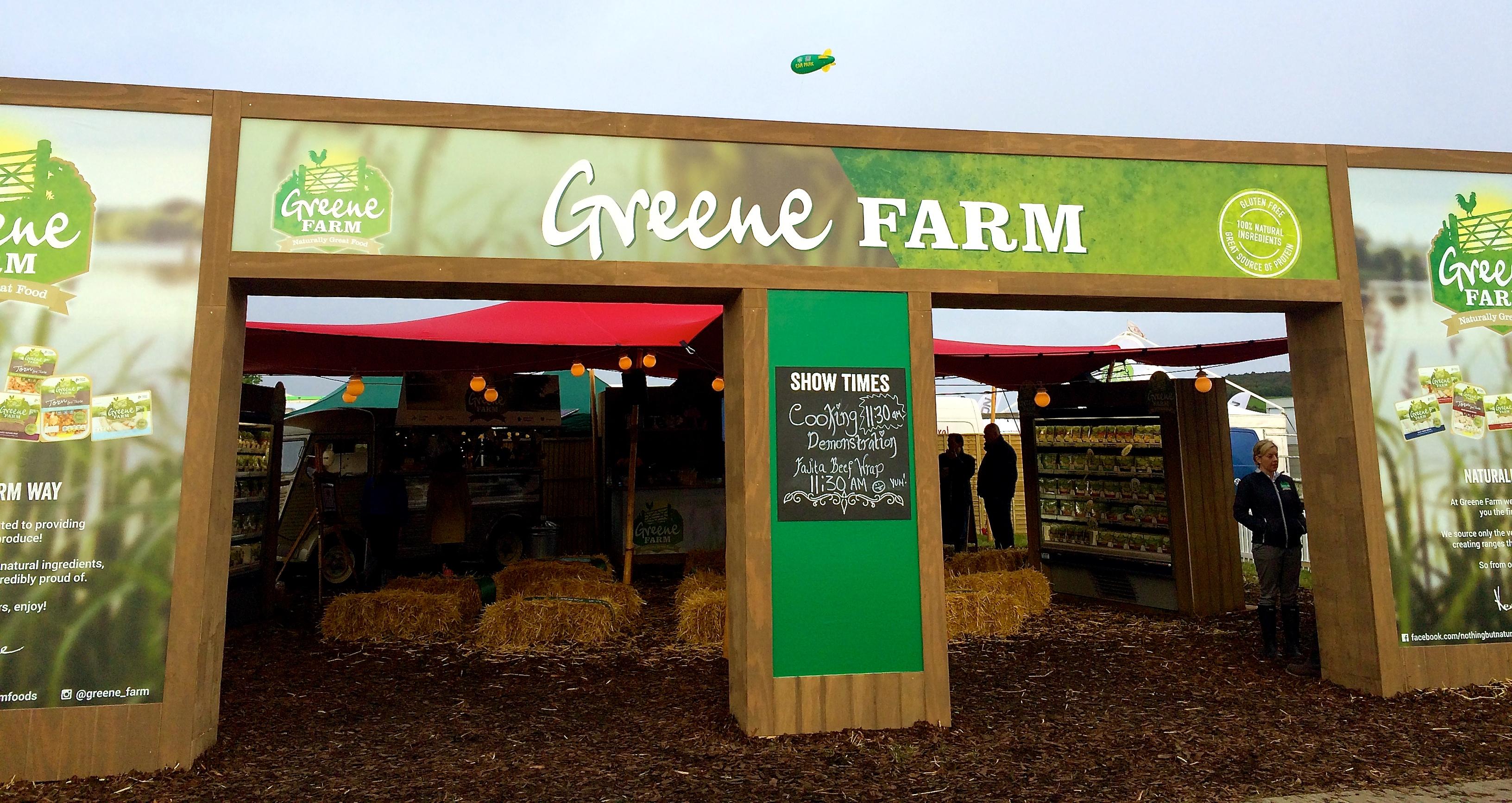 Green Farm External build NPC 2015