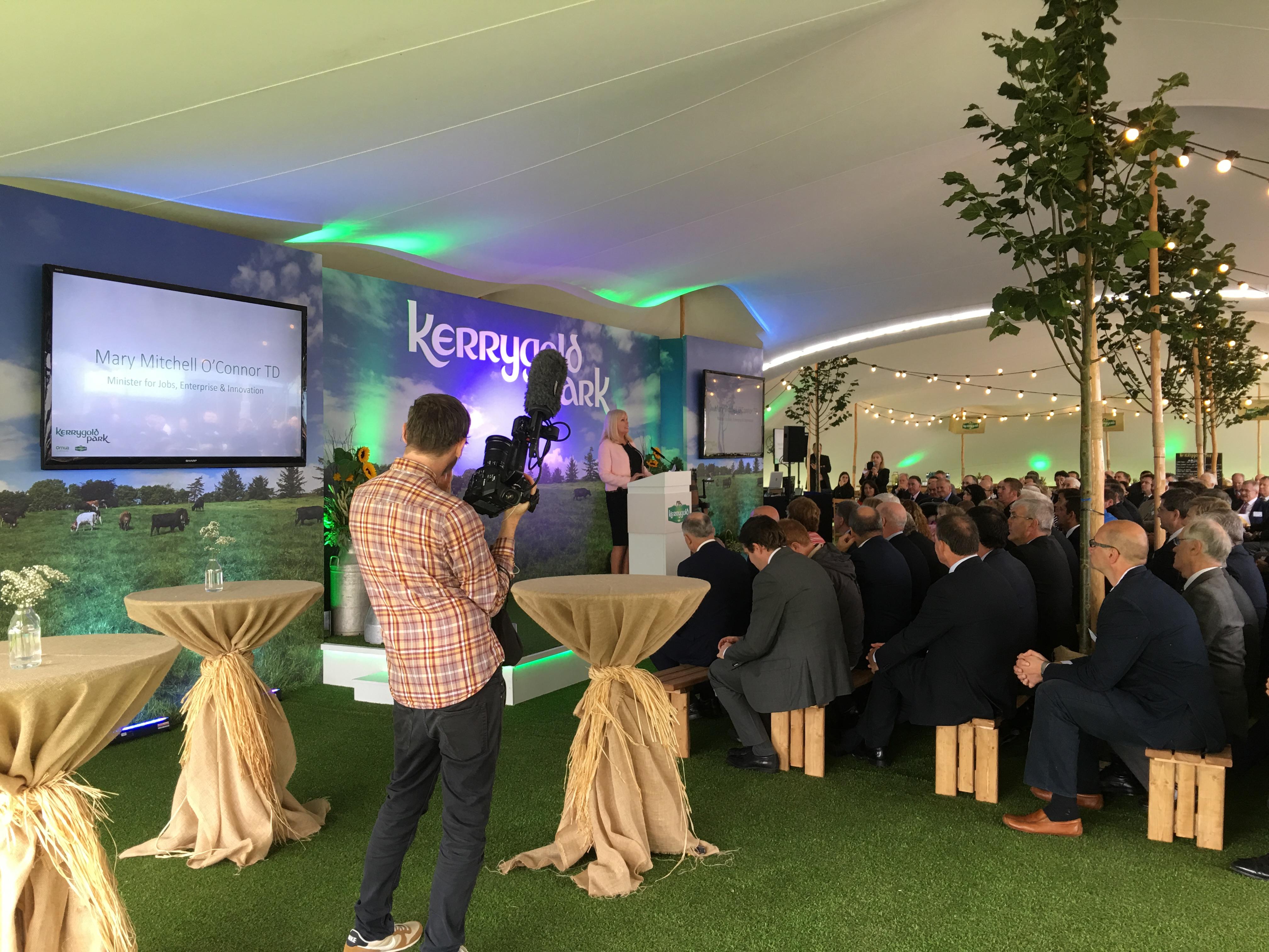 Kerrygold Park Launch