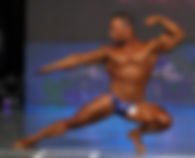 Coreografia e poses clássicas fisiculturismo bodybuilder